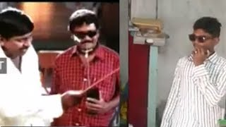 Vedivelu dubsmash comedy scene englishkaran movie