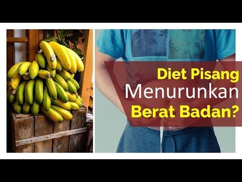 cara-melakukan-diet-pisang-untuk-menurunkan-berat-badan