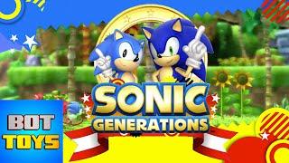 Sonic Generations en Español: Green Hill Zone   XBOX 360 PS3 PC
