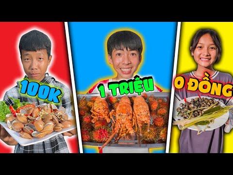 Thái Chuối | Bốc Thăm Nấu Ăn Theo Mệnh Giá Tiền - Vua Đầu Bếp Đại Chiến