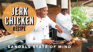 Jerk Chicken Recipe – Sanḋals Style, Authentic to Jamaica