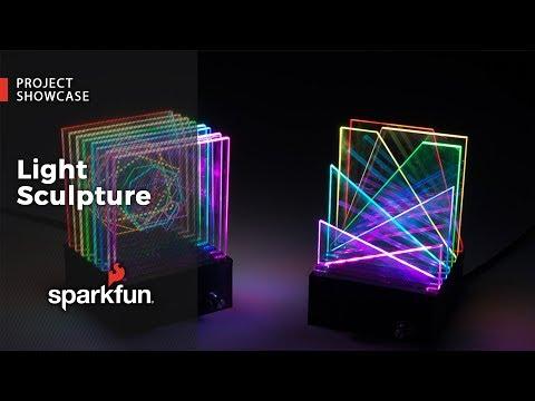 Project Showcase: Light Sculpture