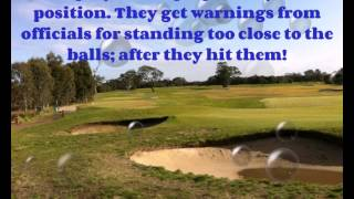Hilarious, Funny Golf Jokes and Quotes.