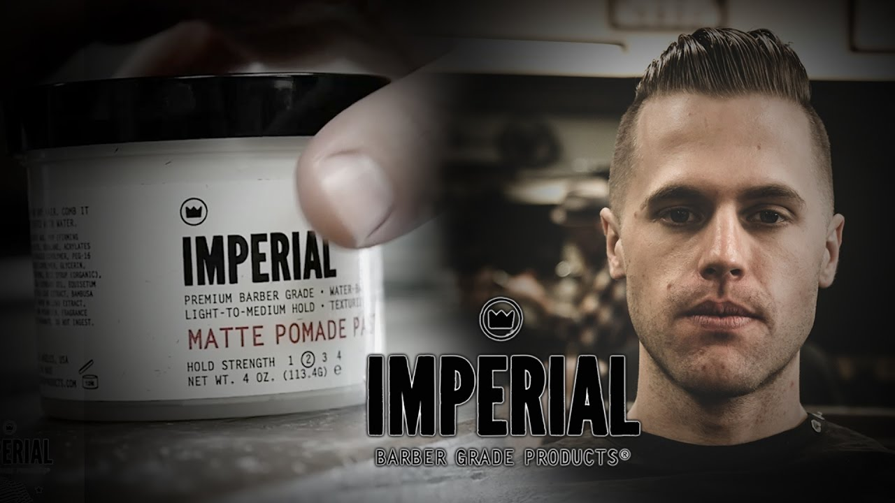 Matte Pomade By Imperial