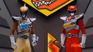 Power Rangers Dino Charge - Sync or Swim - Bomb Delivery (Episode 13)