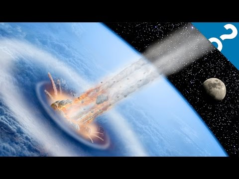 5 Ways to Stop a Killer Asteroid | What the Stuff?!