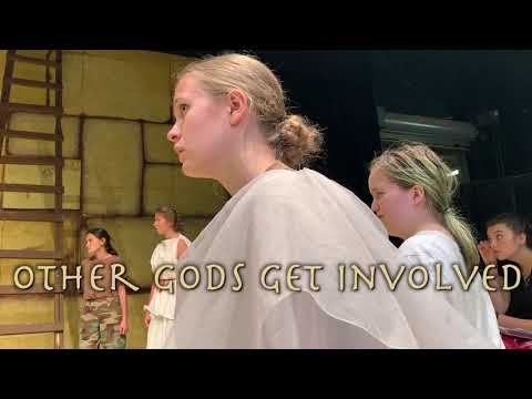 Montgomery Blair High School Troy Story 3 trailer