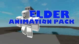 Elder Animation pack | ROBLOX