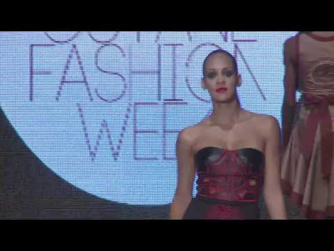 Christel NIRK- Guyane Fashion Week 2015