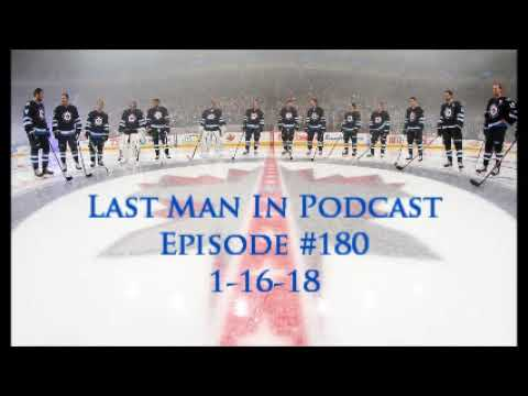 NHL All Stars / Olympic Rosters [Last Man In Podcast - Episode #180 (1-16-18)]
