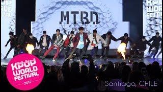 Ganadores [ K-POP World Festival 2017 ] BTS - Mental Breakdown - Not Today - Dance cover | Chile