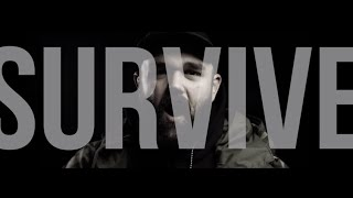 "GIDEON ""SURVIVE"" OFFICIAL VIDEO FEAT. CALEB SHOMO"
