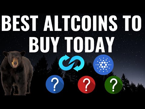 Best Cryptocurrency Altcoins to buy during a Cryptocurrency Market Crash 2021
