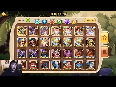 Idle Heroes - How to Climb Private Server Ranks as a New Player