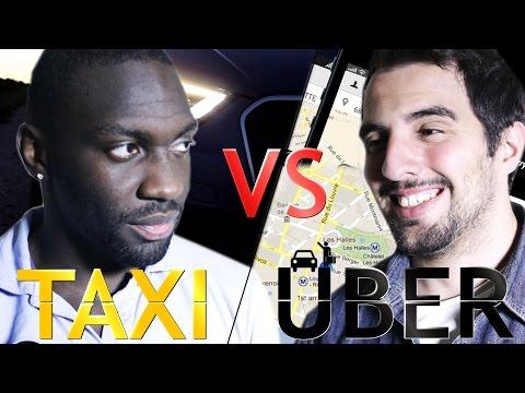 Taxi VS Uber : Trailer (Ft. Pat la Réa)