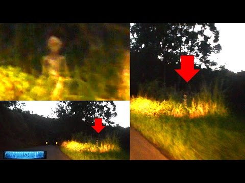 BONE CHILLING Cryptid Alien Stalks UFO Ranch!! VIDEO PROOF?! 2/23/17