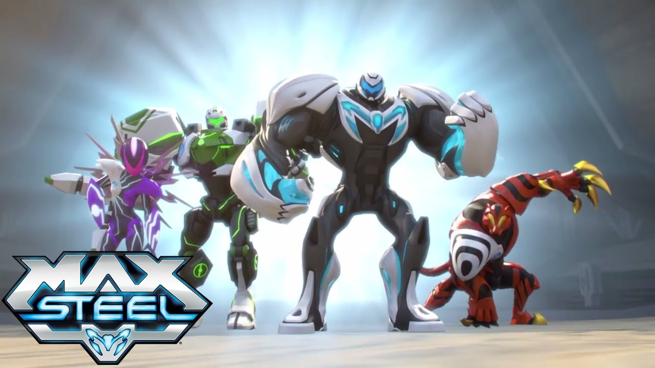 Max Steel: Turbo Takim - Bölüm 13 - YouTube
