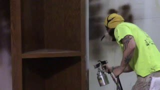 DIY Furniture Painting & Restoration - Curio Cabinet