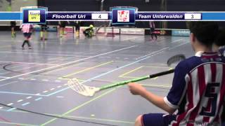 Goalshow U16 | Ad Astra Sarnen - Floorball Uri 7:6 n.V.