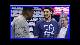 Breaking News | Turkey charges father of NBA's Kanter as terror group member