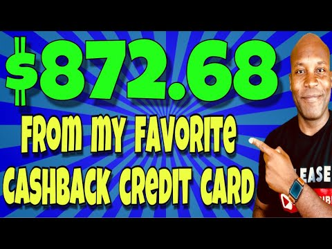 CASHBACK Credit Card