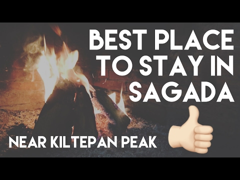 Best Place to Stay in Sagada, Mt. Province | Travel Vlog