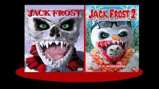 ОБЗОР триллеров: Jack Frost & Jack Frost 2