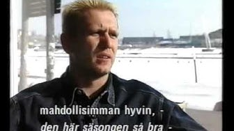 HIFK - Jan Caloun long interview 1998