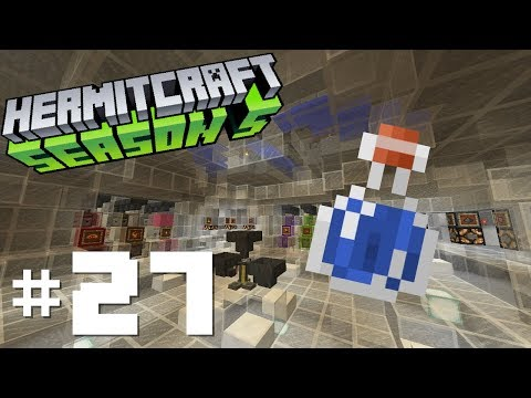 Hermitcraft Season V: E27 - Botched Brewer