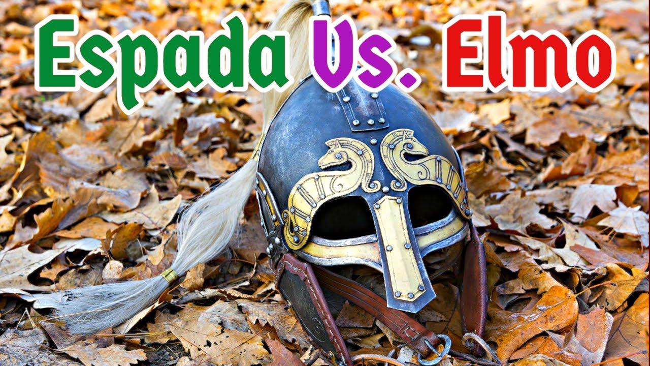 Espadas são eficazes contra os elmos medievais?