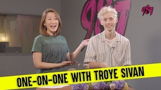 987 Interviews Troye Sivan