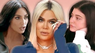 Khloe finds out Tristan admitted to cheating with Jordyn Woods