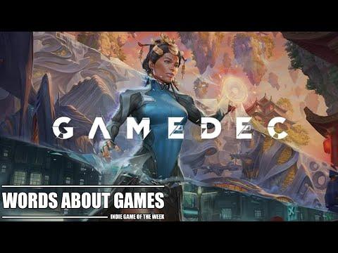 Gamedec   Indie Game of the Week  