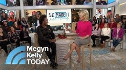 Judaline Cassidy: The Female Plumber Who's Encouraging Women To Enter Trades | Megyn Kelly TODAY