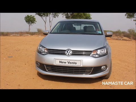2015 Volkswagen Vento | Real-life review