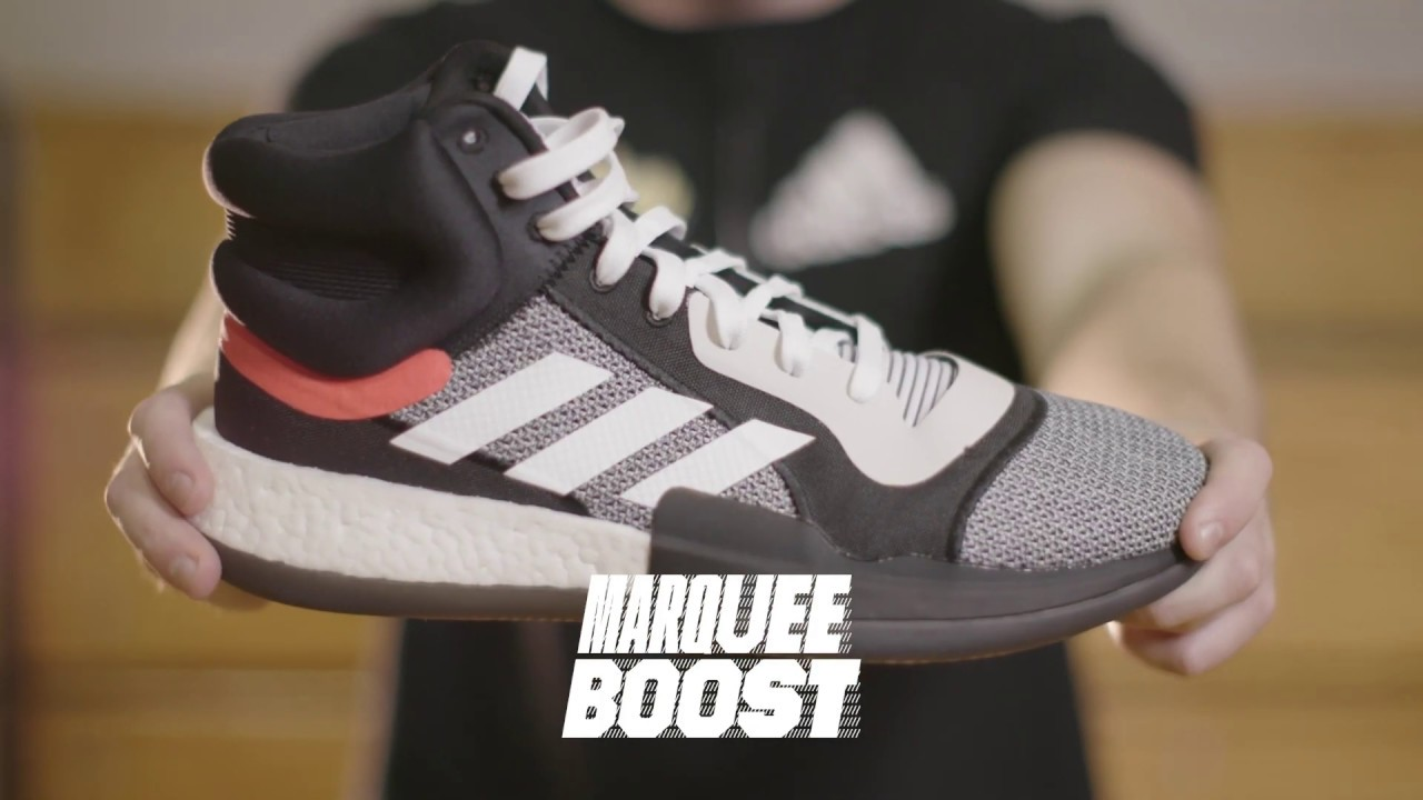low priced 3bc73 0a952 The adidas Marquee Boost