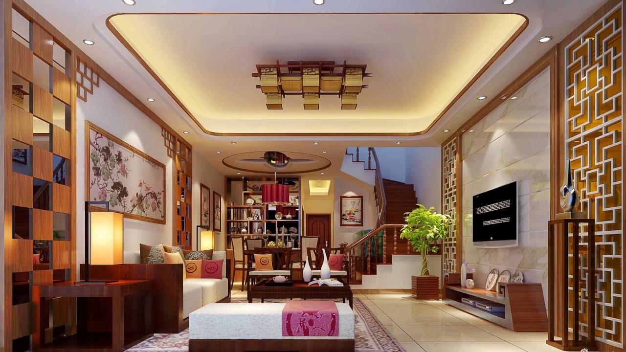 Modern Chinese Interior Design Ideas Room Decor Design Youtube