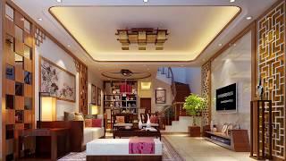 Modern Chinese Interior Design Ideas, Room Decor Design