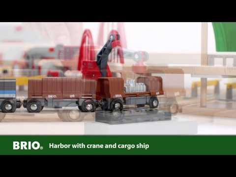 BRIO World - 33052 Deluxe Railway Set