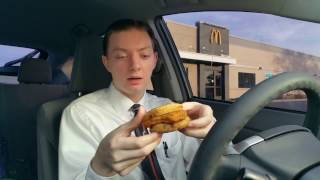 McDonald's NEW Chicken McGriddle - Food Review