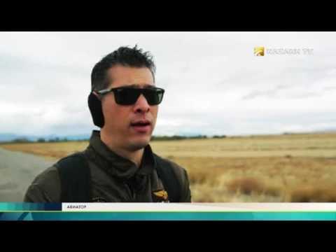 """""""Авиатор"""" #3 (16.11.2016) - Kazakh TV"""