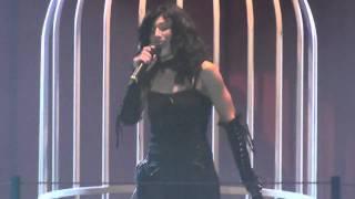 Giusy Ferreri - Novembre (live in Milano 21-04-2011) HD