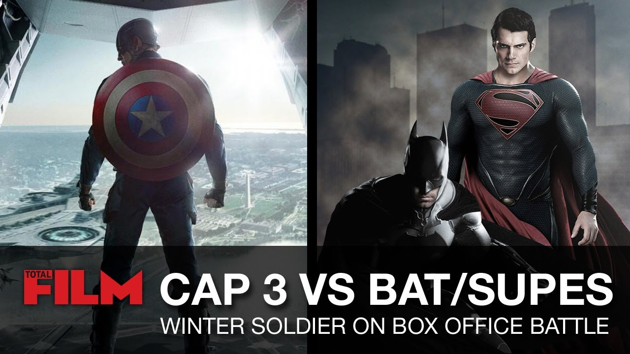 Captain America The Winter Soldier Cast Chat Batman Vs Superman Captain America 3 Release Battle