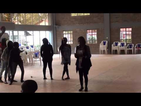 CMIA - Lifehouse Everything - Grace Children Center Langata Girls