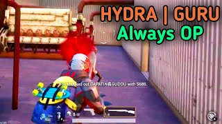 Hydra Guru Always OP With Hydra Dynamo | Gaming Guru
