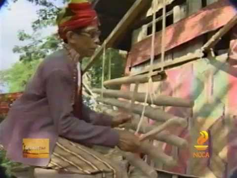 The Philippines : Uwang Ahadas - traditional music