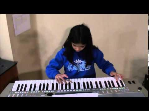 Tum hi ho - Keyboard notes / Karaoke
