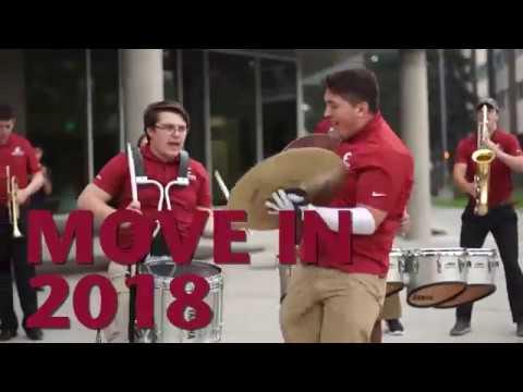 WSU Move In 2018
