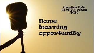Songs - Home learning opportunity