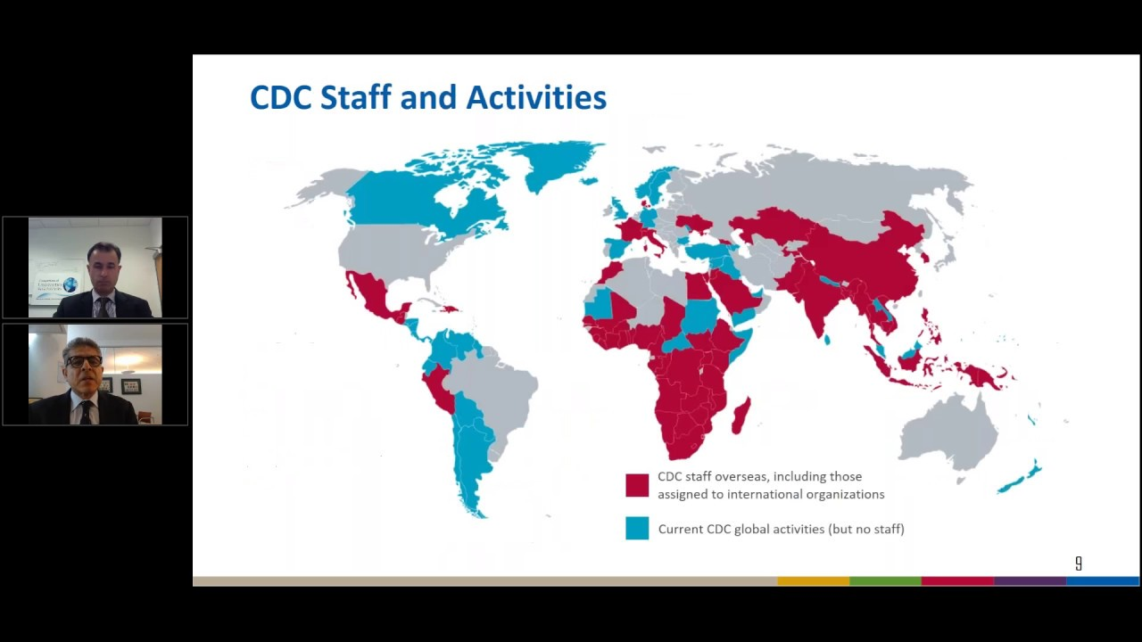 Webinar: Global Health at the Centers for Disease Control and Prevention on cdc water contamination map, cdc alcohol map, cdc lyme map, cdc interactive map, cdc smallpox map, cdc plague map, cdc ebola map, cdc cancer map, cdc cholera map, cdc epidemiology map, cdc chickenpox map, cdc suicide map, cdc death map, cdc pandemic map, cdc risk map, cdc sleep map, cdc anxiety map, cdc illness map, cdc measles map, cdc outbreak map,